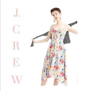 NWT JCREW & Liberty Collection Dress